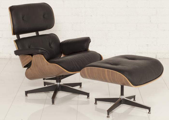 Eames Lounge Chair (More Colors)