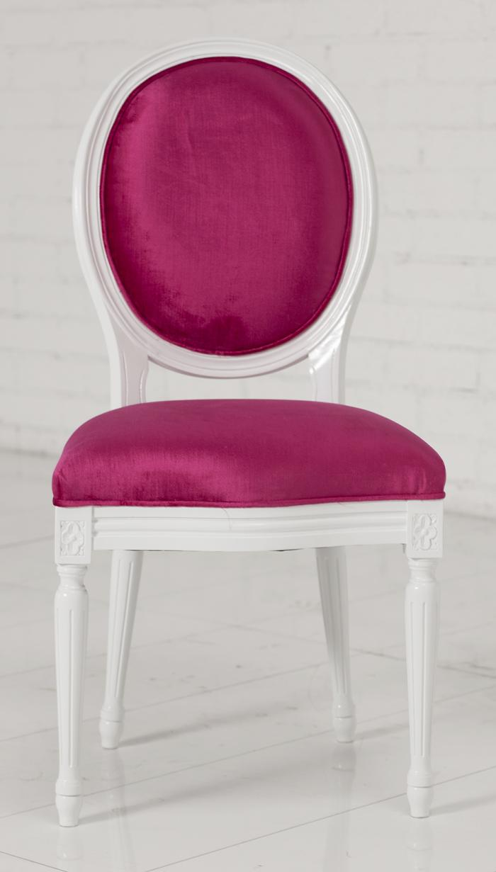 Www Roomservicestore Com Velvet Louis Dining Chair