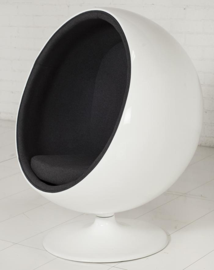 60's Mod Ball Chair (More Colors)