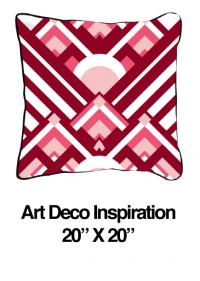 Art Deco Inspiration Pink