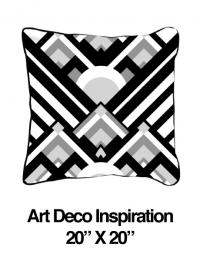 Art Deco Inspiration Black