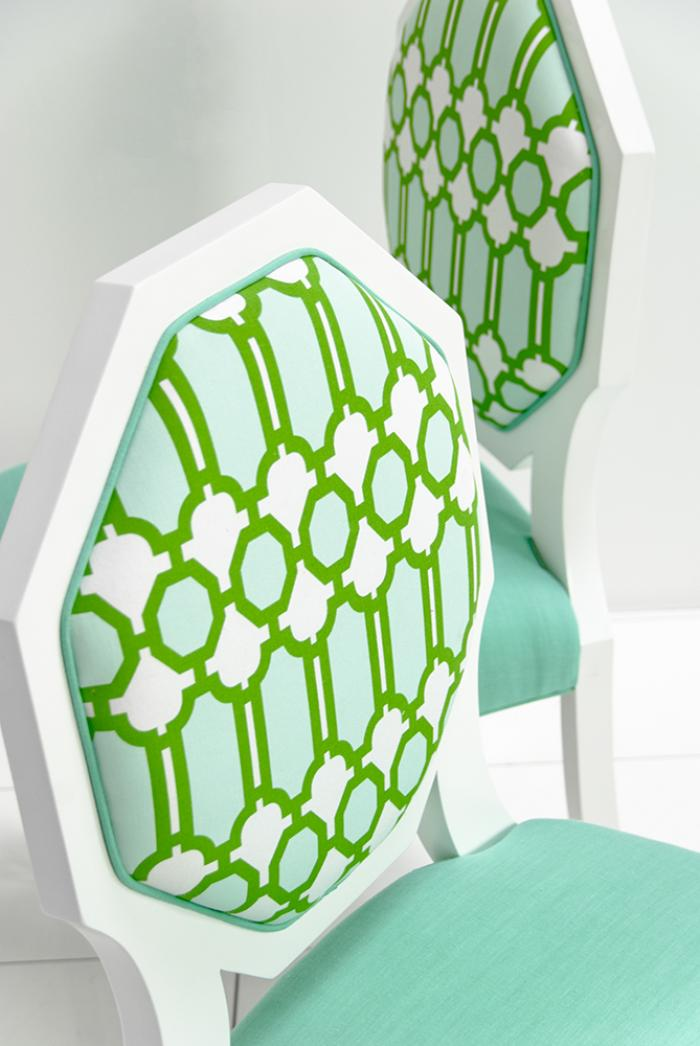 Mint Green Dining Chairs Images
