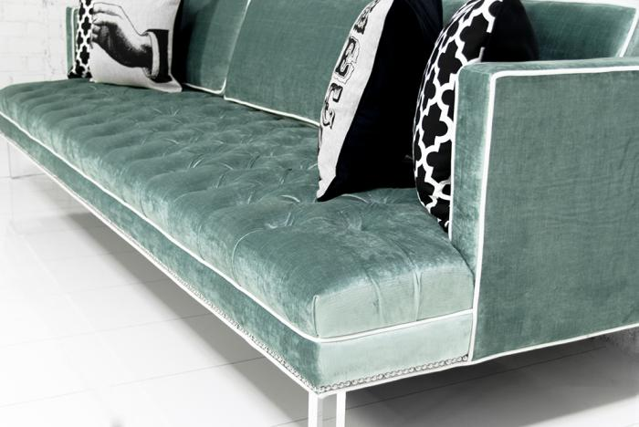 Www Roomservicestore Com Down With Love Sofa In Tufted
