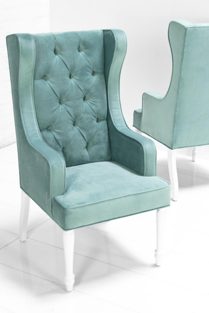St Tropez Dining Wing Chair In
