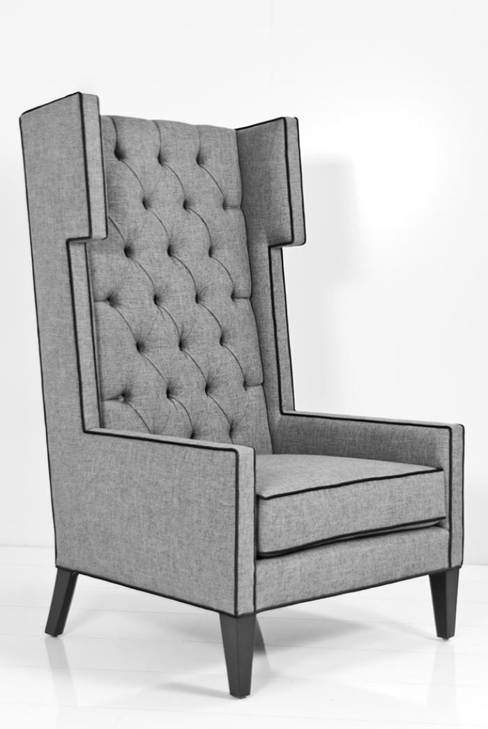 Modern Wing Chairs www.roomservicestore - tangier wing chair in zuma pumice
