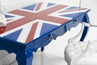 Union Jack Baroque Desk