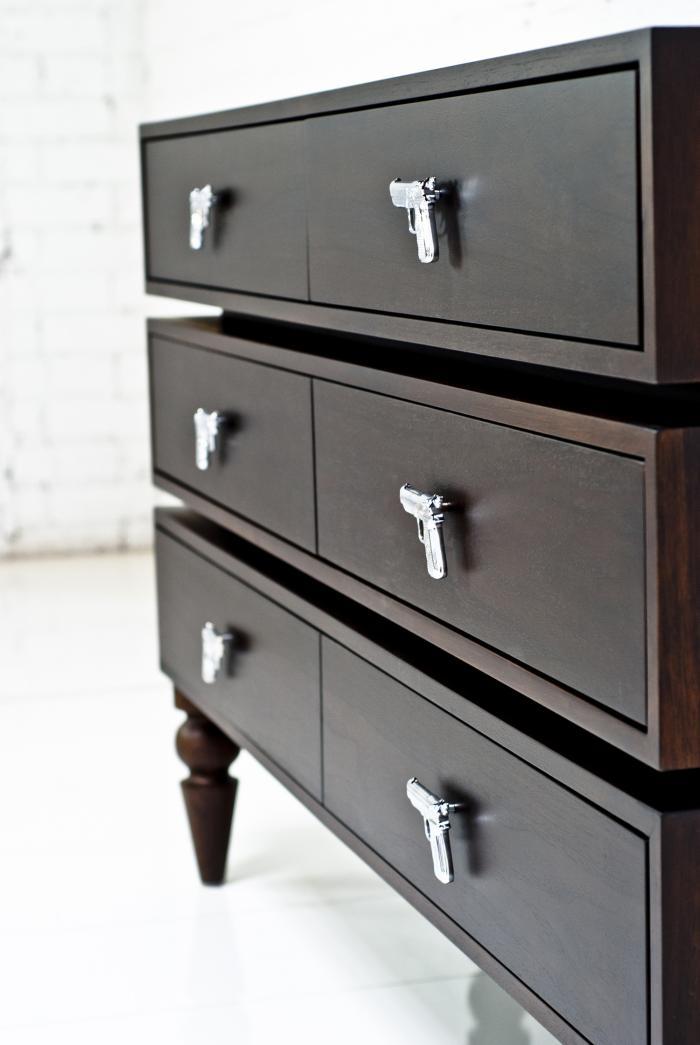 Www Roomservicestore Com Peacful Pistol 6 Draw Dresser