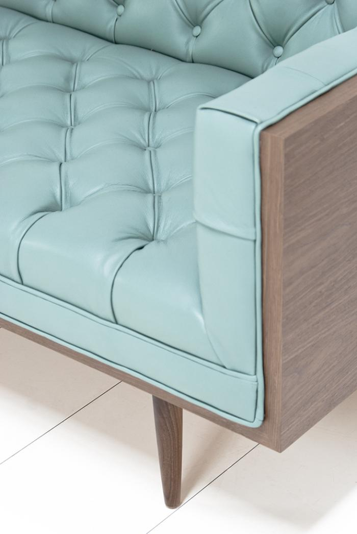 Www Roomservicestore Com Neutra Sofa In Pale Blue Leather