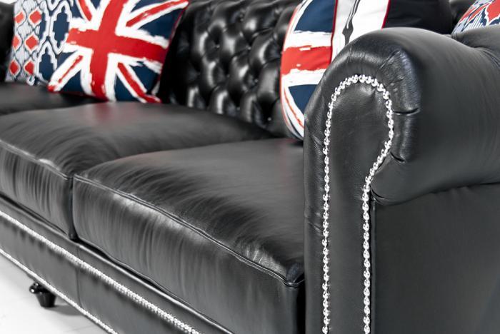 Www Roomservicestore Com Chesterfield Sofa In Genuine