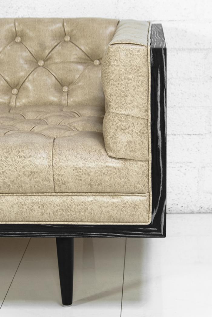 Www Roomservicestore Com Neutra Sofa In Faux Lizard