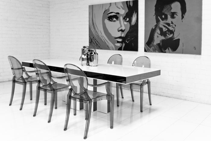 Beautiful Art Deco Dining Table