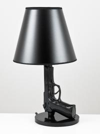 Room Service Pistol Table Lamp (More Colors Available)