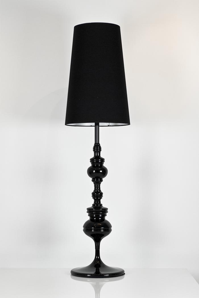 Beverly Hills Tall Side Table Lamp (More Colors Available)