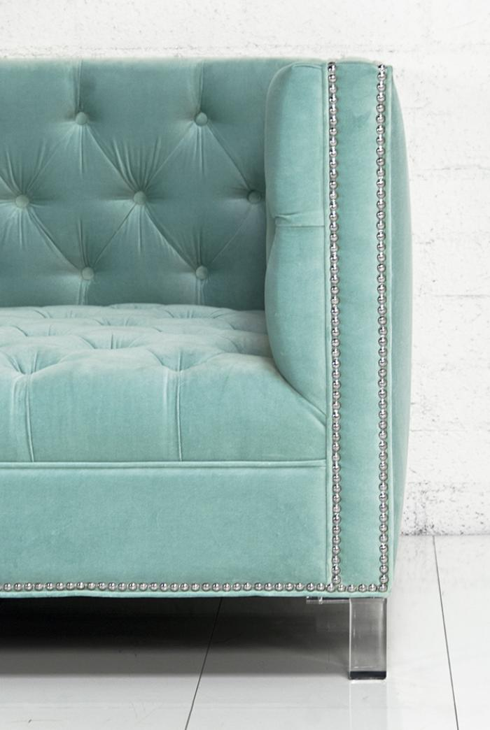 Www Roomservicestore Com New Deep Sofa In Regal Spa Blue