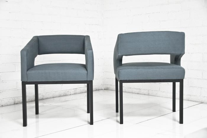 Genial Open Back Chair