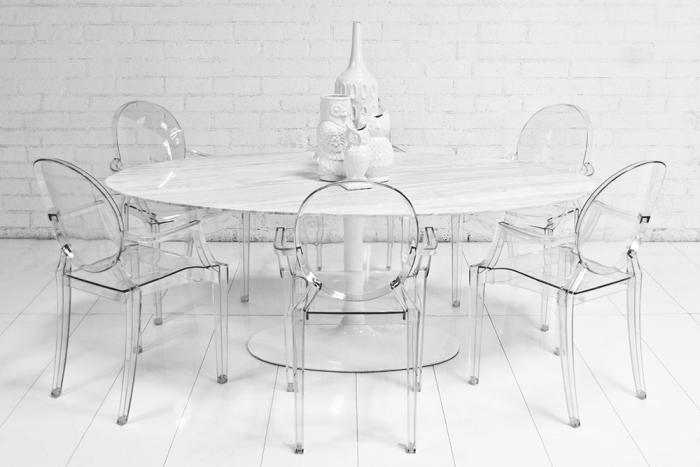 Wwwroomservicestorecom Oval Imported Marble Tulip Dining Table - Custom tulip table