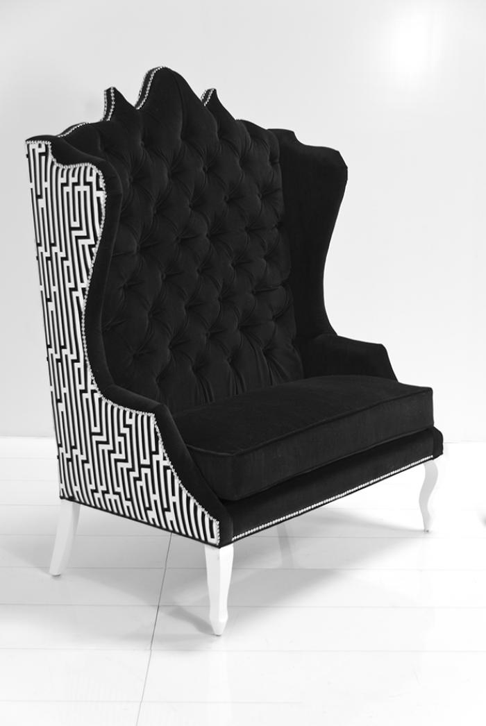 Modern Wing Chairs modern wing chairs - all - www.roomservicestore