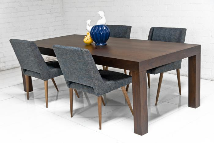 www.roomservicestore.com - Parsons Dining Table in Walnut