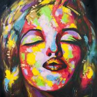 Abstract Marilyn (Temp Out Of Stock)