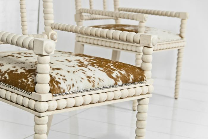 Www Roomservicestore Com Acapulco Cowhide Dining Chair