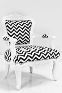 Zig Zag Phillipe Chair