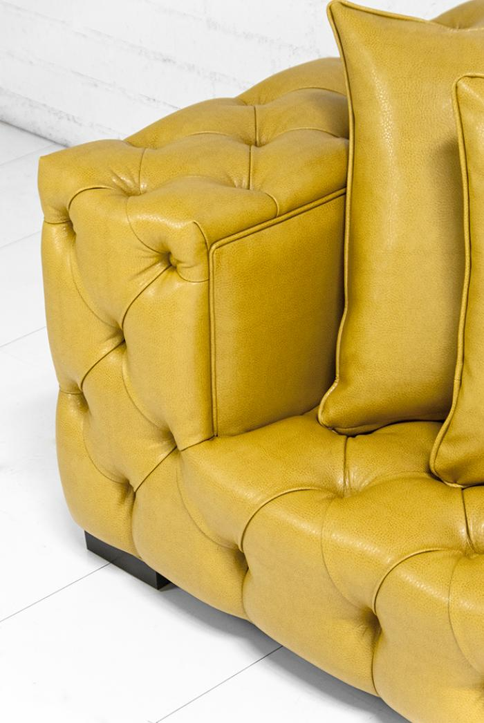 Www Roomservicestore Com Tufted Fat Boy Sofa In Gold