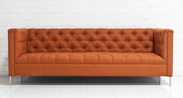 Www Roomservicestore Com Hollywood Sofa In Textured