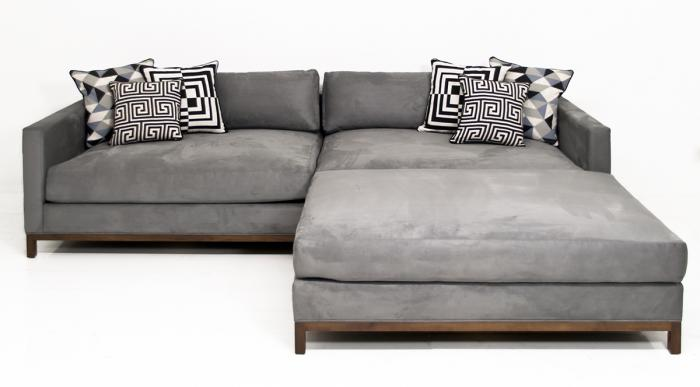 Extra New Deep Sectional In