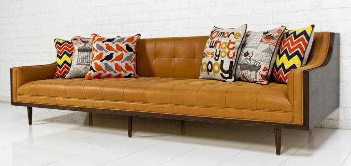 Custom Lautner Koenig Sofa