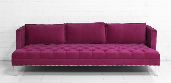 Www Roomservicestore Com Down With Love Sofa In Pink Velvet