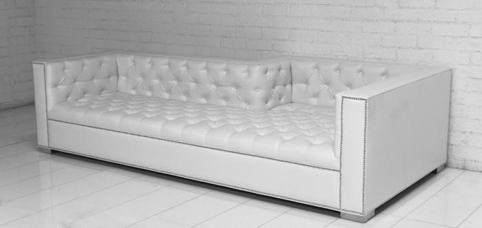 Www Roomservicestore Com Lola Tufted Sofa In Mesa White