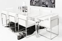 Lucite Bel Air Dining Table