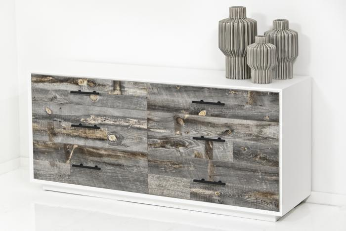 Cody Dresser With Recycled Grey