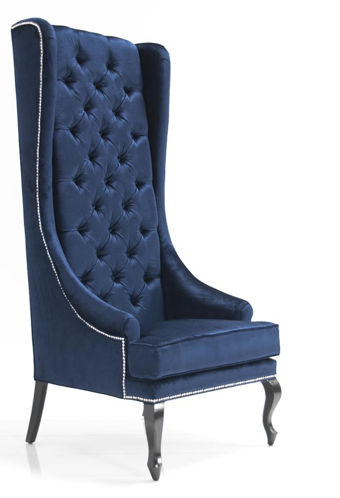 Lolita Tall Wing Chair