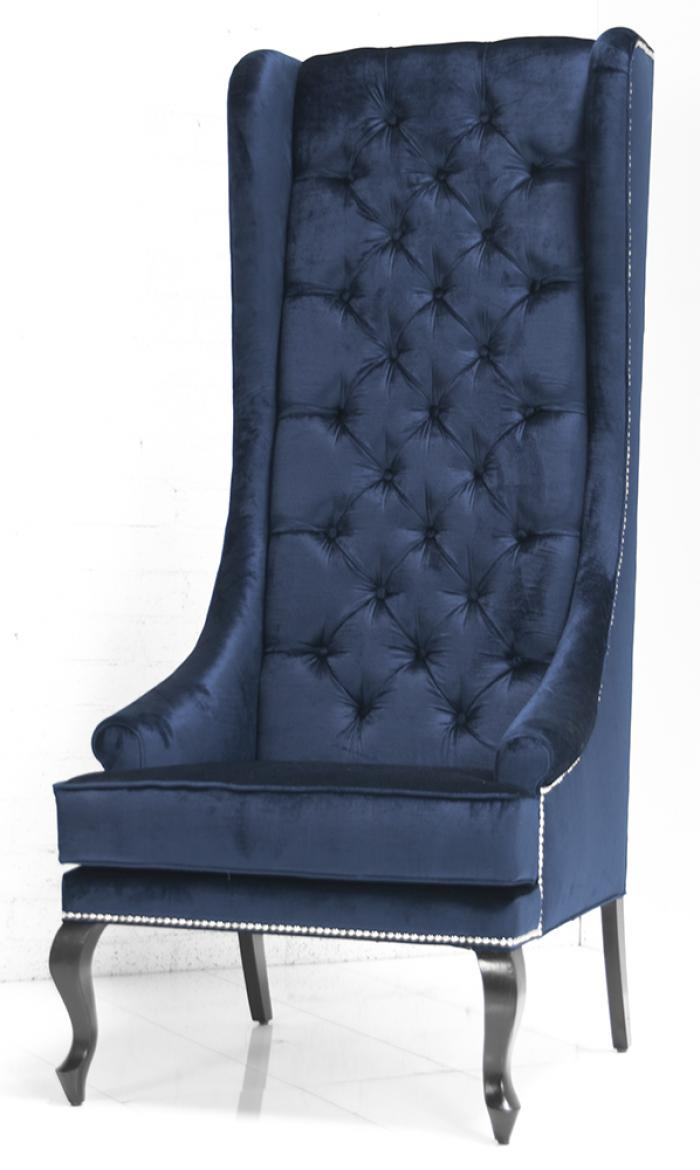 Attirant Lolita Tall Wing Chair. Please Visit The New ModShop Website Modshop1.com  To Order Any Of Our Products, Thank You.