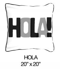 Hola! Black/Grey