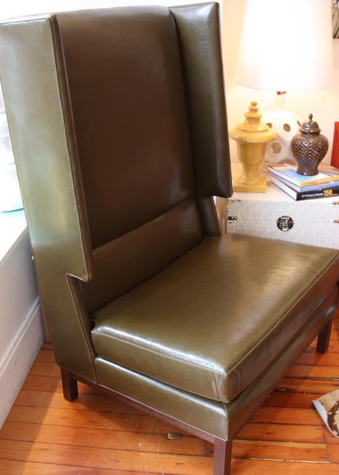 Elephant Wing Chair