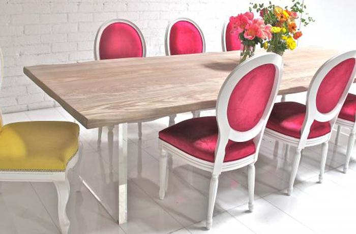 Man-Made Machiche Dining Table