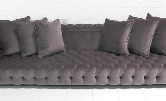 Tufted Fat Boy Sofa