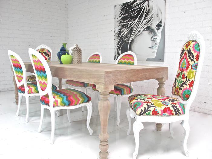 Www Roomservicestore Com Chevron Victoria Dining Chair