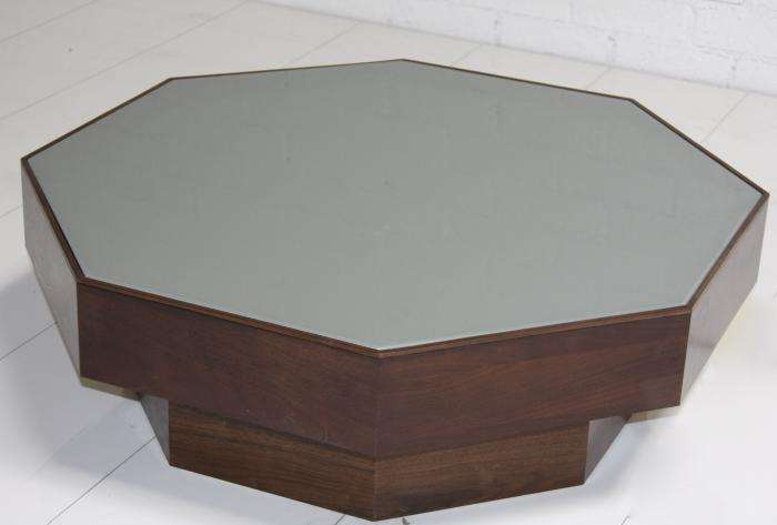 octagon side table 2