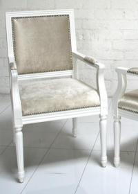 Bordeaux Square Louis Chair