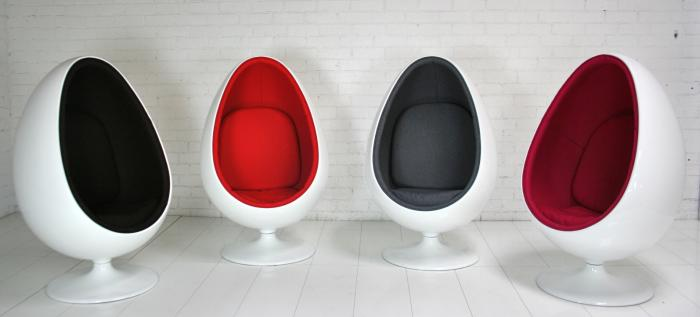 Pod Chair (More Colors)