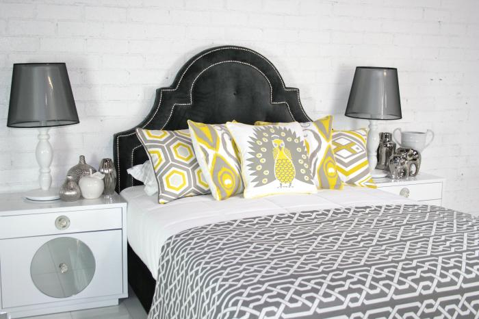 Www Roomservicestore Com Hollywood Bed In Charcoal Velvet