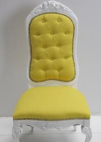 Monte Carlo Dining Chair - Yellow
