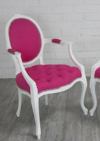 Victoria Dining Chair with Arms
