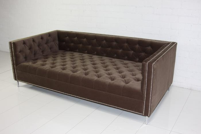 Www Roomservicestore Com Petite New Deep Tufted Sofa