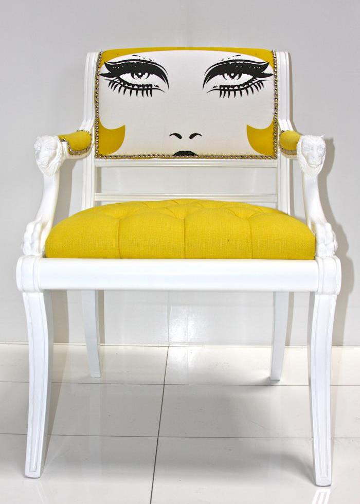 Custom Edward Chair