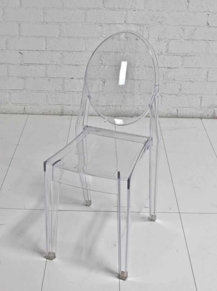 Www Roomservicestore Com Acrylic Louis Style Chair Armless