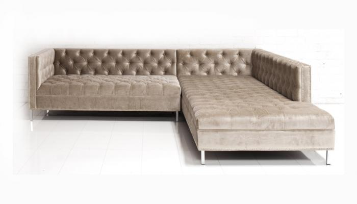Extra Deep Sectional Sofa Thesofa